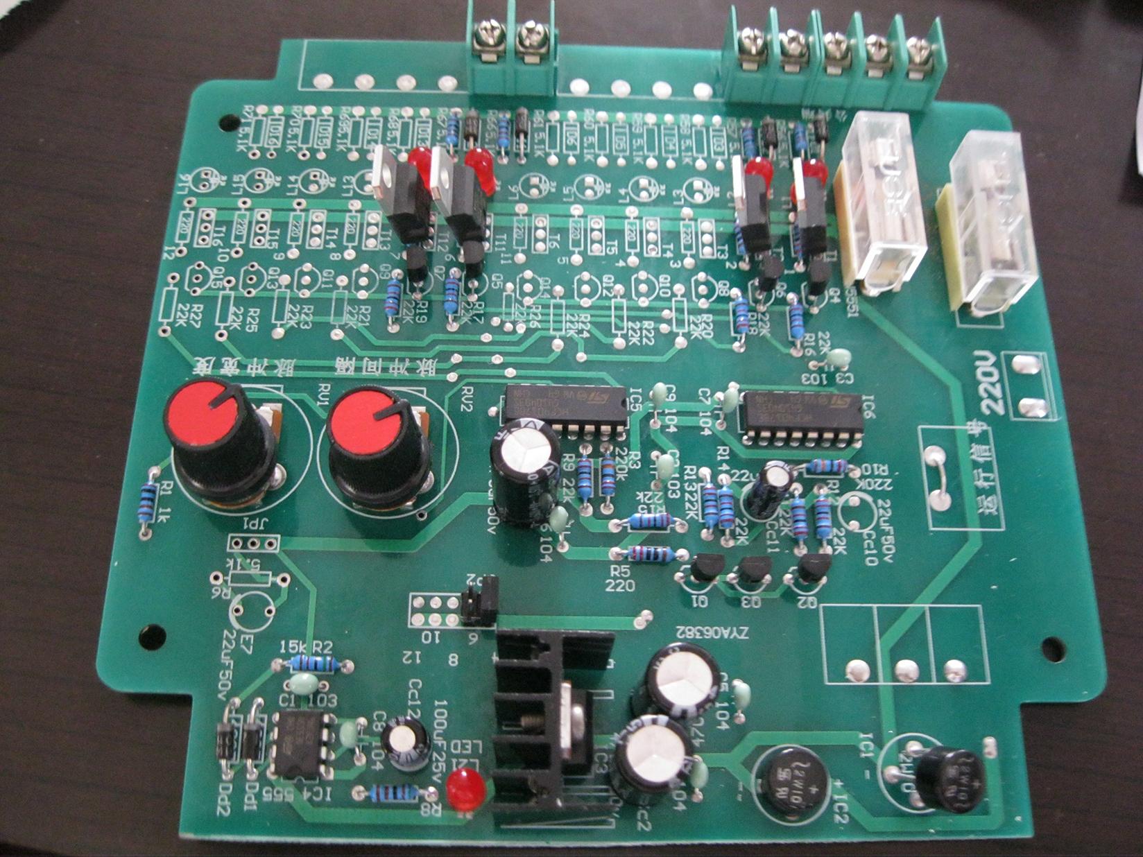 脉冲喷吹控制仪是脉冲袋式除尘器清灰系统的主要